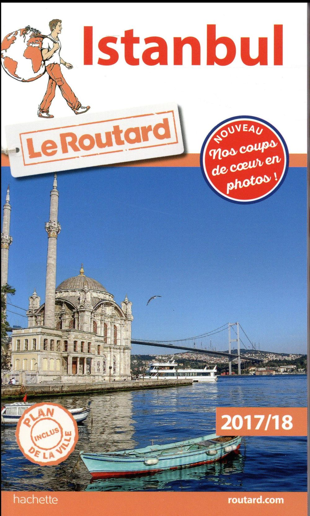 GUIDE DU ROUTARD ISTANBUL 201718